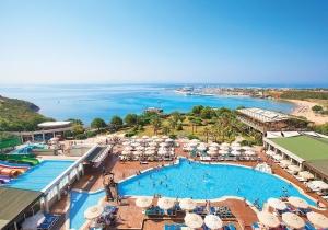Eenvoudig, maar oerdegelijk 4* hotel in Turkije. 8d. genieten van all inclusive