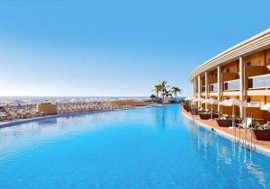 Fenomenaal 5* hotel aan het witte zandstrand op Fuerteventura