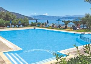 Luxueuze studio's in dit 4* hotel met toplocatie op Corfu