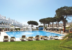 Verzorgd 4* hotel met mooie tropische tuin aan de Costa del Sol