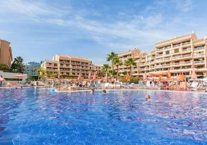 Topprijs! 10d. in dit gezellige hotel met schitterende ligging op Tenerife