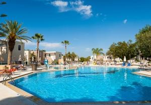 Rustig relaxen in dit 4* resort op Kreta, ideaal voor gezinnen