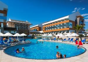 Ontdek het ideale familiehotel in Side. 8d. in all-in 5* hotel