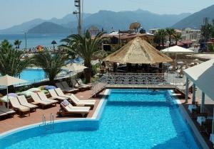 Kom helemaal tot rust in dit 4* hotel met hamam en sauna in Turkije