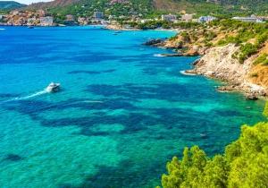 Modern all inclusive  4* hotel met zicht op zee op Mallorca
