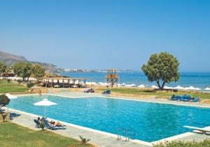Laat je heerlijk verwennen in dit 4* hotel op Kreta, direct aan het zandstrand