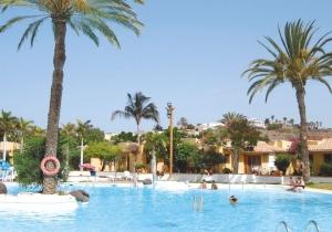 Gezellig bungalowpark op Gran Canaria. Overwinteren tegen een zacht prijsje!