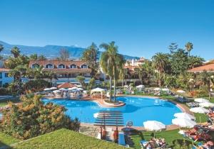 4* hotel in het groene noorden van Tenerife, 7 nachten genieten