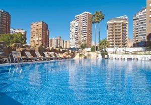4* adults-only hotel, 7 nachten all in vertoeven aan de Costa Blanca