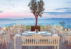 Luxueus 5* hotel op Rhodos. Elke ochtend opstaan met zicht op zee!