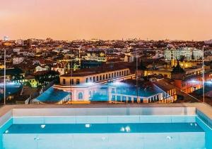 Subliem 4* hotel in het hart van Madrid. 2 nachten, incl. vluchten