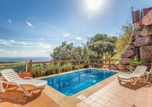 4* villa met subliem uitzicht en privézwembad in Spanje. Volledig tot rust komen!