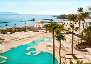 Winterzon op Tenerife? Schitterend 5* hotel, vertrek 11/12