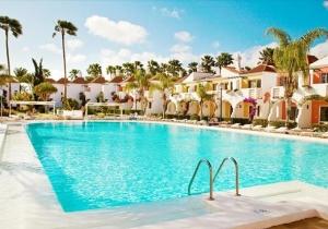 Overwinteren aan spotprijs: 4 nachten Gran Canaria in kleurrijk bungalowpark