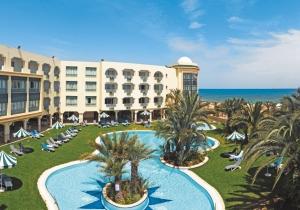 Zoek de zon op tijdens de herfst in dit all inclusive 5* hotel in Tunesië