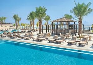 Geniet van de ultieme luxe in dit 5* hotel in Dubai, heel erg geschikt voor gezinnen