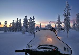 Krokusvakantie in Lapland? Unieke beleving! Incl. vlucht, hotel en excursie
