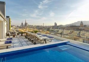 2 nachten Barcelona in een fantastisch 4* hotel, incl. vluchten