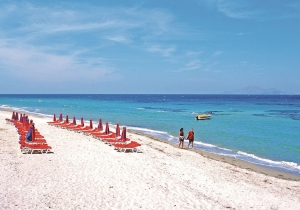 Last minute genieten op Kos? 4* hotel, direct aan het strand. Vertrek 28/09