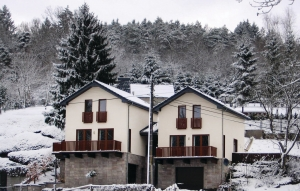 Kerst in de Ardennen? Charmante vakantiewoning met panoramazicht