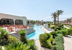 Grandioos 5* hotel met privé zandstrand in Egypte. Vertrek 29/09