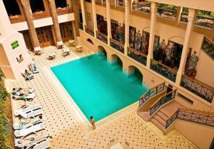 7 nachten in een kleinschalig 3* hotel in Marrakech, vertrek 30/09