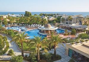 Geniet van de zon op het Griekse eiland Kreta in een 5* resort