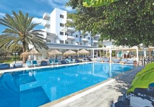 Leuk 4* hotel met gerenoveerde appartementen op Rhodos