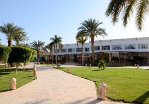 All-in 4* hotel met uitstekende faciliteiten voor kinderen in Egypte