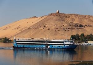 Unieke Nijlcruise van 7 nachten op een 5* schip doorheen heel Egypte