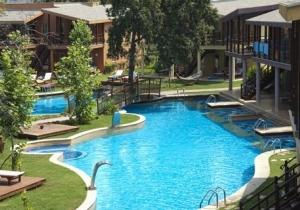 Ultra all-inclusive 5* hotel aan de Turkse Riviera vlak bij het strand