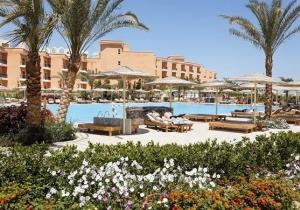 All inclusive 4* hotel aan de Rode Zee met zwemparadijs met glijbanen