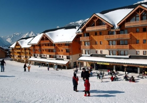 Superpromo! 8 dagen skivakantie in Le Grand Domaine, incl. skipas