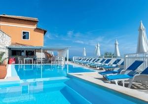 Mooie appartementen op Zakynthos met zicht op zee, incl. huurwagen
