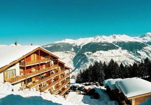 Appartement voor 7d. in het skigebied Les Quatres Vallées