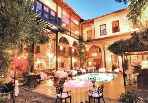 Gezellig boetiekhotel met authentieke sfeer in hartje Antalya