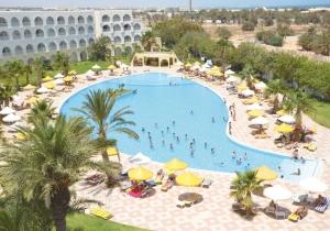All-in 4* hotel in Djerba met centrale ligging en ruime kamers