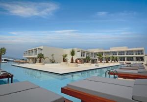 Schitterend super modern 5* resort met spa aan het strand op Kreta