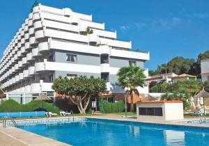 Leuk hotel aan de Costa Blanca met rustige ligging aan de zee