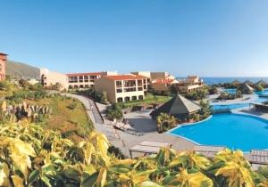 Een week in een 4* hotel met 11 zwembaden op La Palma