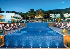 7 dagen in 5* luxehotel in Bodrum met prachtkamers, 2e persoon gratis!