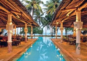 Ga een week naar Kenia in een mooi all-in 4* resort direct aan het strand