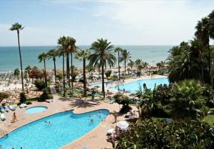 Een week aan de Costa del Sol in een all-in 4* hotel met kamers met zeezicht