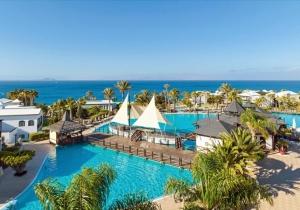 Ga een weekje op verlof naar een idyllisch 5* hotel op Lanzarote