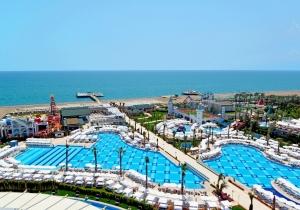 Ultra all-in 5* hotel, 1 van de beste hotels van de Turkse Riviera, vertrek 24/11