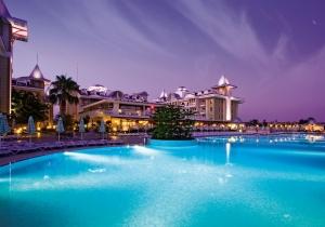 All inclusive 5* hotel met leuk aquapark in Turkije, vertrek 24/11