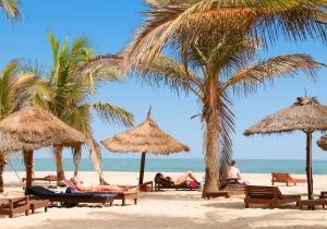 4* hotel vlak bij het strand in het exotische Gambia, vertrek 24/11