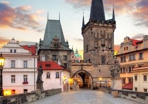 4d. op citytrip naar Praag in een 4* hotel met centrale ligging, 70% korting!