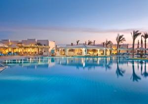 Verblijf in een populair 5* hotel in Egypte aan de baai van Abu Dabbab