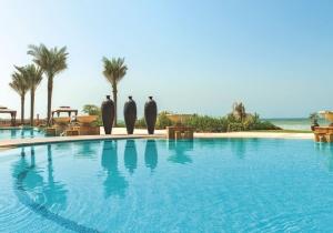 Begin het nieuwe jaar in een 5* luxe hotel in Abu Dhabi, vertrek 05/01